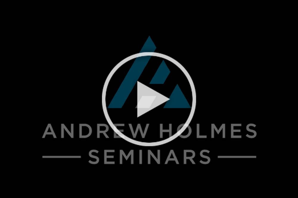 "Andrew Holmes ""Building Your Empire"" Seminar"